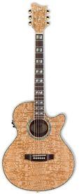 LTD EW-QA NAT - gitara elektroakustyczna