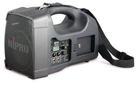 MIPRO MA 202 - zestaw nagłośnieniowy z odtwarzaczem MP3 SD/USB