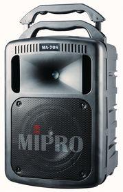 MIPRO MA 708 PA - Aktywna kolumna prezentacyjna z zasilaniem bateryjnym