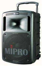 MIPRO MA 808 PAD - Aktywna kolumna prezentacyjna z zasilaniem bateryjnym