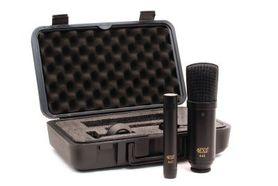 MXL 440 / 441 - zestaw mikrofonów pojemnościowych