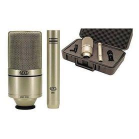 MXL 990/991 - zestaw mikrofonów pojemnościowych