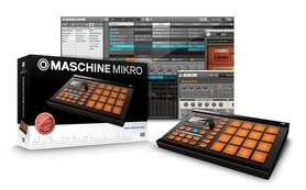 Native Instruments MASCHINE MICRO mk II - kontroler MIDI