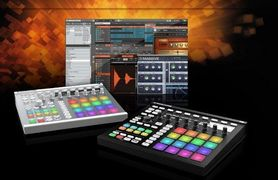 NATIVE INSTRUMENTS MASCHINE mkII - kontroler MIDI
