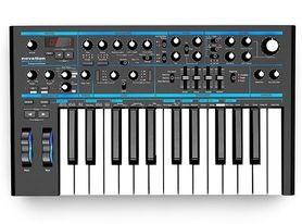 NOVATION Bass Station II - syntezator analogowy