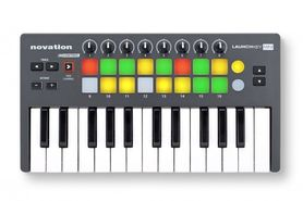 Novation Launchkey Mini mkII- kontroler midi