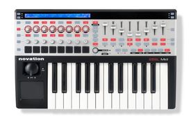 NOVATION REMOTE 25 SL MKII - kontroler MIDI