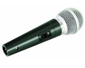 OMNITRONIC M-60 - mikrofon dynamiczny