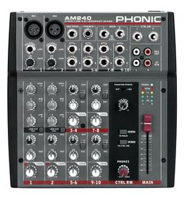 PHONIC AM 240 - mikser audio