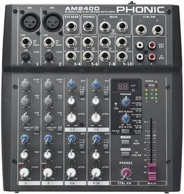PHONIC AM 240D - mikser
