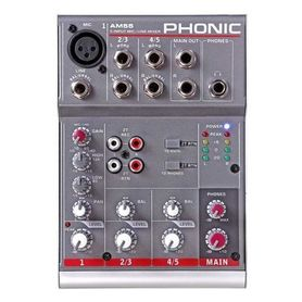 PHONIC AM 55 - mikser audio