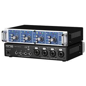 RME QuadMic II - Przedwzmacniacz mikrofonowy