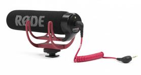 RODE VideoMIC GO - mikrofon pojemnościowy