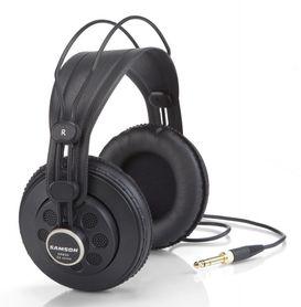 SAMSON SR850 - słuchawki studyjne