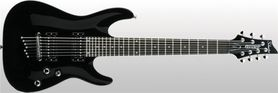 SCHECTER OMEN 7 BLK - gitara elektryczna