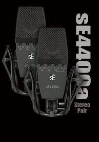 SE ELECTRONICS - sE4400a Stereo Pair - mikrofon pojemnościowy
