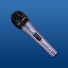 SENNHEISER e 825-S - mikrofon dynamiczny
