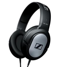 SENNHEISER HD 201 - słuchawki