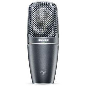 SHURE PG 42 USB - mikrofon pojemnościowy