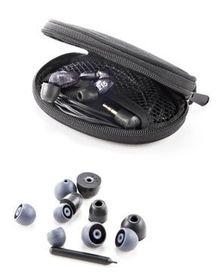 SHURE SE215-K - słuchawki douszne
