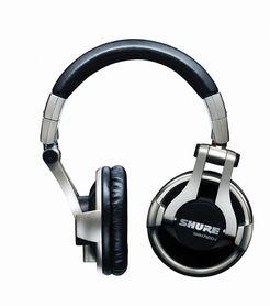 SHURE SRH750DJ - Słuchawki