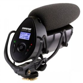 SHURE VP83F LensHopper - Mikrofon do mocowania na kamerze z rejestratorem