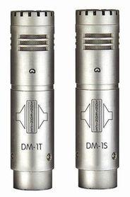Sontronics DM-1T / DM-1S - mikrofon pojemnościowy