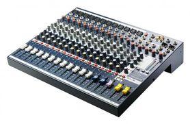 SOUNDCRAFT EFX 12 - mikser analogowy