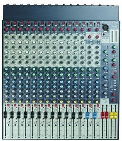 Soundcraft GB2R 12 - mikser