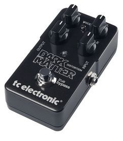 TC ELECTRONIC Dark Matter Distortion  - efekt gitarowy