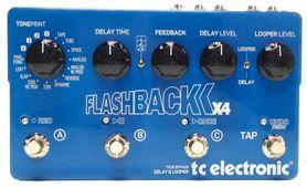 TC ELECTRONIC Flashback X4 Delay - efekt gitarowy