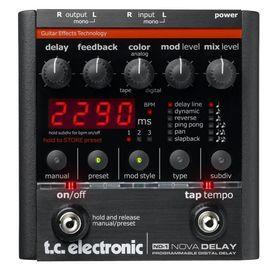 TC ELECTRONIC ND-1 NOVA DELAY - procesor efektów