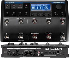 TC HELICON VOICELIVE 2 - procesor wokalowy