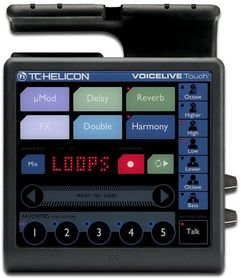 TC HELICON VoiceLive Touch - procesor wokalowy