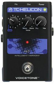 TC HELICON VoiceTone H1 - harmonizer