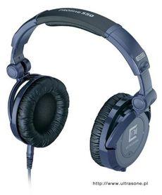 ULTRASONE PRO 550 - słuchawki