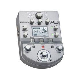 ZOOM A3 - multiefekt do gitar elektro-akustycznych
