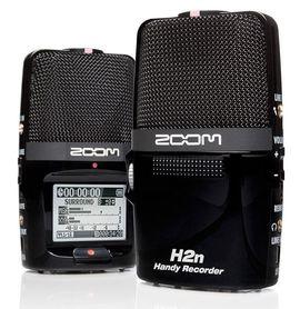 ZooM H2n cyfrowy rejestrator + 2GB SD Card