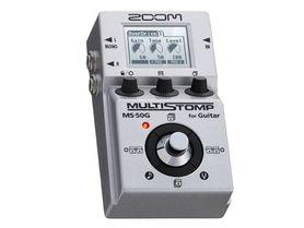 ZOOM MultiStomp MS-50G - multiefekt gitarowy
