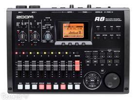 ZOOM R8 - rejestrator cyfrowy