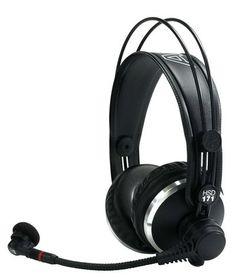 AKG HSD 171 - słuchawki z mikrofonem
