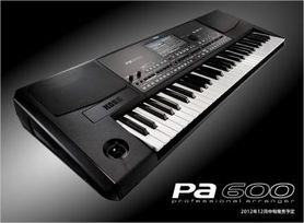 KORG PA 600 - keyboard, aranżer - NOWOŚĆ