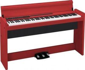 KORG LP-380 RD - pianino cyfrowe (made in Japan)