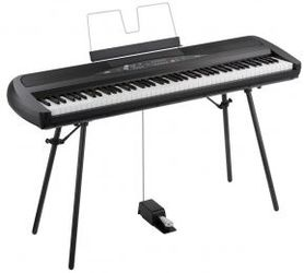 KORG SP280 BK - pianino cyfrowe