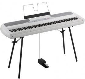 KORG SP280 WH - pianino cyfrowe