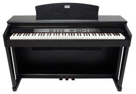 Gewa Pianino cyfrowe DP 180 Czarny mat