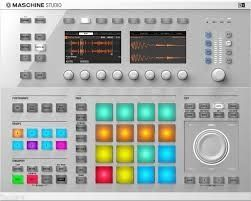 Native Instruments Maschine Studio - kontroler MIDI