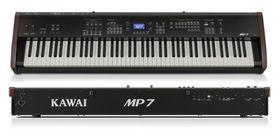 KAWAI MP7: 88-klawiszowe stage piano oraz kontroler w jednym