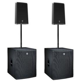 ELECTRO-VOICE 2X ZLX 15P 2X ELX 118P ZESTAW 3400 WAT