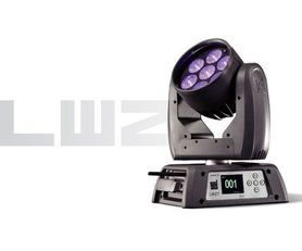 Red Lighting LWZ 7 E - głowa ruchoma LED / WAS